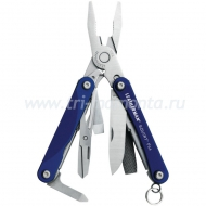 Мультитул Leatherman Squirt PS4 синий